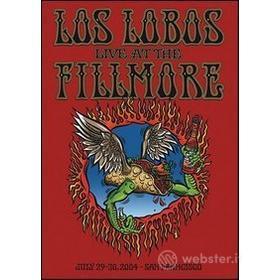 Los Lobos. Live at the Fillmore