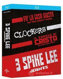 Spike Lee Collection (3 Blu-Ray) (Blu-ray)