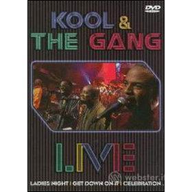 Kool & The Gang. Live