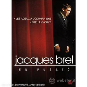 Jacques Brel - En Publique (2 Dvd)