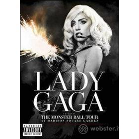 Lady Gaga Presents: The Monster Ball Tour At Madison Square Garden (Blu-ray)