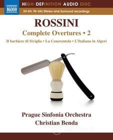 Gioacchino Rossini - Complete Overtures #02 (Blu-Ray Audio) (Blu-ray)