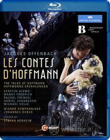Jacques Offenbach. Les Contes d'Hoffmann. I racconti di Hoffman (Blu-ray)