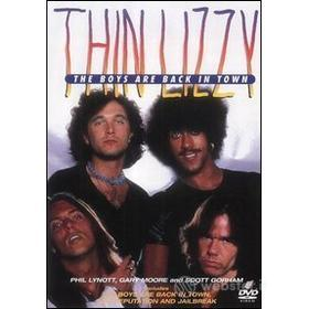 Thin Lizzy. The Boys Are Back In Town