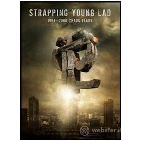 Strapping Young Lad. 1994 - 2006 Chaos Years