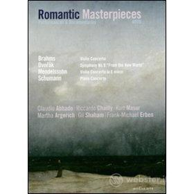 Romantic Masterpieces (4 Dvd)
