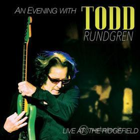 Todd Rundgren - An Evening With - Live At The Ridgefield (Blu-ray)