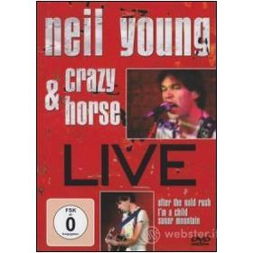 Neil Young & Crazy Horse. Live