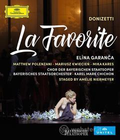 Gaetano Donizetti - La Favorite (Blu-ray)
