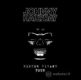Johnny Hallyday - Rester Vivant Tour (Blu-ray)