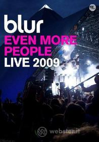 Blur. Even More People Live 2009