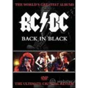 AC/DC. Back in Black. The Ultimate Critical Review
