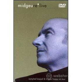Midge Ure. Relive. Sampled looped & trigger happy