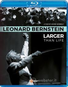 Leonard Bernstein. Larger Than Life (Blu-ray)