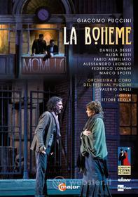 Giacomo Puccini. La Bohème