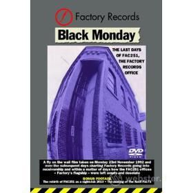 Factory Records. Black Monday. The Last Days Of Factory
