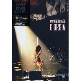 Giorgia. MTV Unplugged