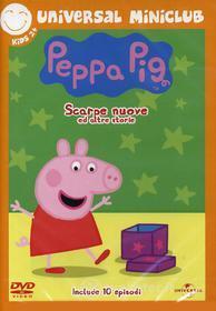 Peppa Pig. Scarpe nuove e altre storie