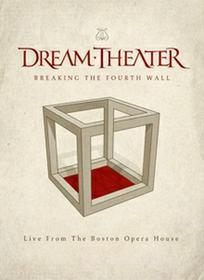 Dream Theater. Breaking the Fourth Wall. Live from the Boston Opera House (Blu-ray)