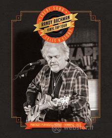 Randy Bachmann - Vinyl Tap Tour-Every Song (Blu-ray)
