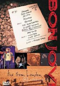 Bon Jovi. Live from London