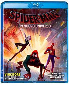 Spider-Man: Un Nuovo Universo (Blu-ray)