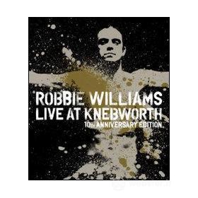 Robbie Williams. Live at Knebworth (Blu-ray)
