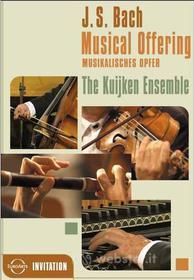Johann Sebastian Bach. Musical Offering