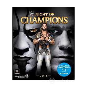 Night Of Champions 2015 (Blu-ray)