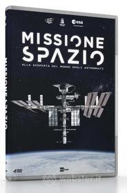 Missione Spazio. Alla scoperta del mondo degli astronauti (4 Dvd)
