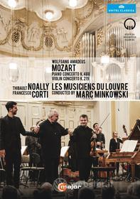Wolfgang Amadeus Mozart. Piano Concerto K. 488. Violin Concerto K. 219