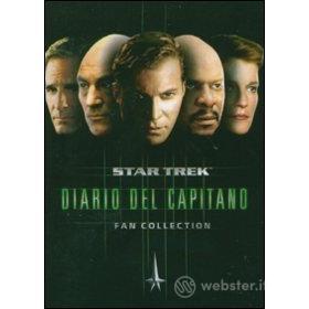Star Trek. Diario del capitano. Fan Collection (5 Dvd)