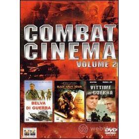 Combat Cinema Volume 2 (Cofanetto 3 dvd)