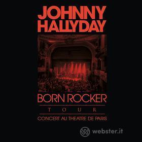 Johnny Hallyday - Born Rocker Tour (Blu-ray)