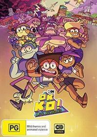 Ok Ko: Season 1 (3 Dvd) [Edizioni: Stati Uniti]