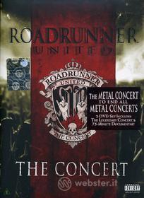 Roadrunner United. The Concert (2 Dvd)