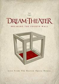 Dream Theater. Breaking the Fourth Wall. Live from the Boston Opera House (2 Dvd)