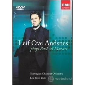 Leif Ove Andsnes. Plays Bach & Mozart