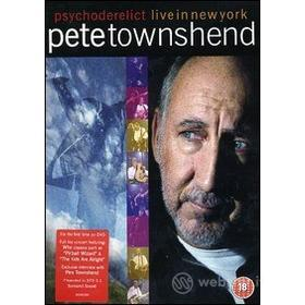 Pete Townshend. Psychoderelict Live In New York