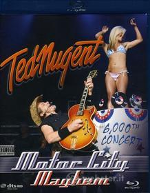 Ted Nugent - Motor City Mayhem: 6,000Th Concert (Blu-ray)