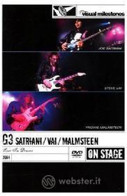 G3. Live In Denver. Joe Satriani, Steve Vai, Yngwie Malmsteen