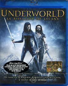 Underworld. La ribellione dei Lycans (Blu-ray)