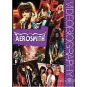 Aerosmith. Videobiography