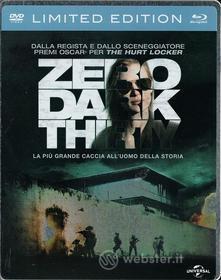 Zero Dark Thirty Steelbook Limited Edition (Blu-ray)