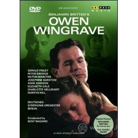 Benjamin Britten. Owen Wingrave
