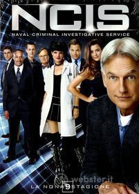 NCIS. Naval Criminal Investigative Service. Stagione 9 (6 Dvd)