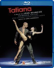 Lera Auerbach. Tatiana (Blu-ray)