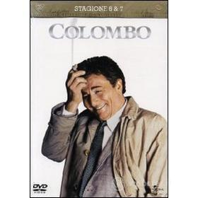 Colombo. Stagione 6 & 7 (4 Dvd)