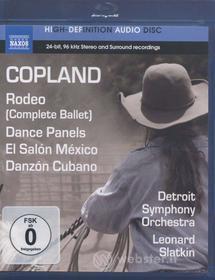Dance Panels / El Salon Mexico / Danzon Cubano (Blu-ray)