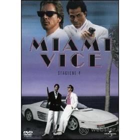 Miami Vice. Stagione 4 (6 Dvd)